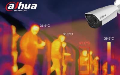 Lichaamstemperatuur meten van jouw bezoekers en klanten?